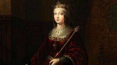 Historia w postaciach zapisana, Izabela I Kastylijska