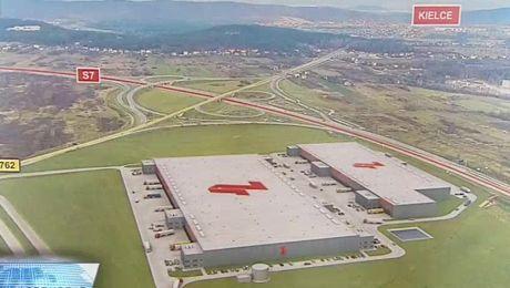Centrum Logistyczne. Gigantyczna inwestycja w Chęcinach