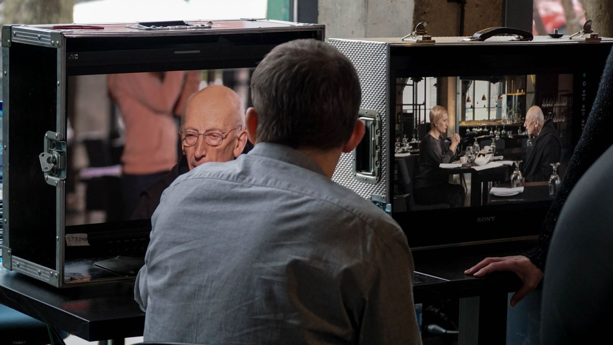 Po drugiej stronie lustra (fot. TVP)