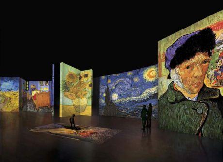 50 tys. widzów odwiedziło wystawę Van Gogh Alive