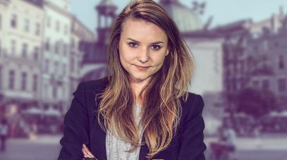 Agata Karbowicz, fot. TVP