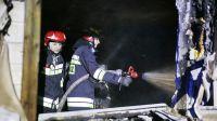 Wybuch gazu. Fot: Jarosław Kubalski / Radio Kielce