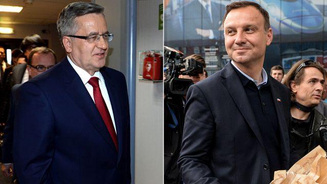 Przepychanki na spotkaniu w Toruniu. Komorowski: w środowisku Andrzeja Dudy słychać agresję i chęć upokorzenia