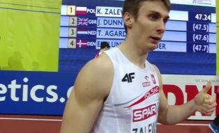 HME: Zalewski najlepszy w biegu eliminacyjnym