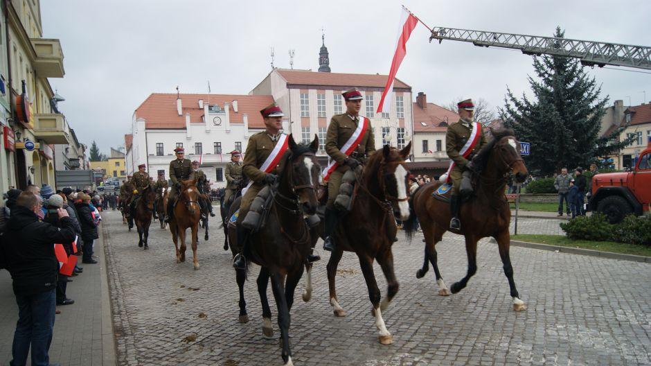 Święto Niepodległości w Koronowie (fot. Grzegorz Semrau)