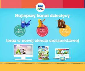 Nowa oferta pakietu crossmediowego TVP ABC