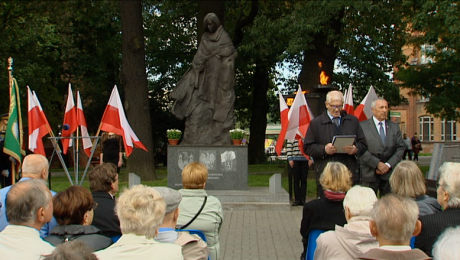 Mieszkańcy pamiętają o ofiarach zesłania na Sybir