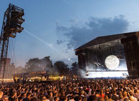Show Davida Gilmoura oczarował Wrocław
