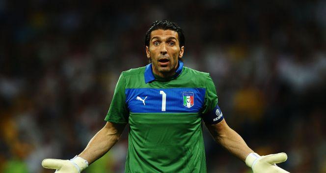 Gianluigi Buffon został bohaterem Włochów (fot. Getty)