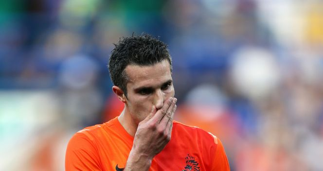Robin van Persie (fot. Getty Images)