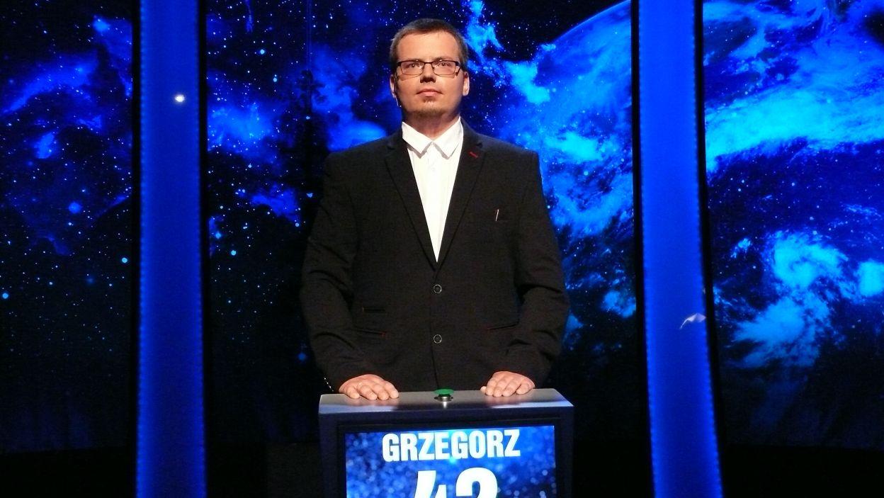 Grzegorz Piątkowski - zwycięzca 16 odcinka 100 edycji
