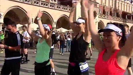 Maraton po krakowsku z kolejnym rekordem frekwencji