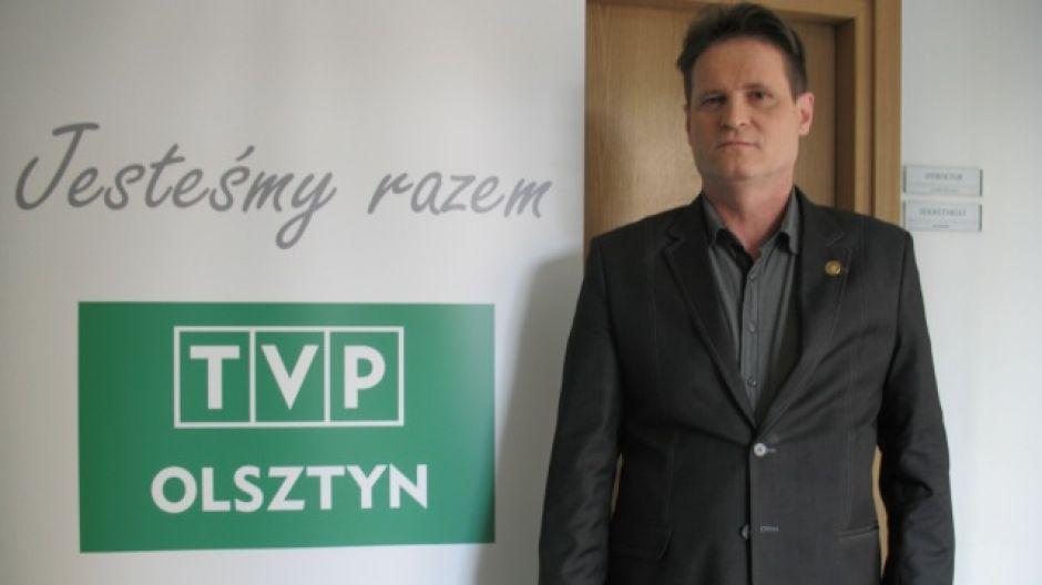 Waldemar Ziarek, sekretarz Fundacji Kierowca Bezpieczny.