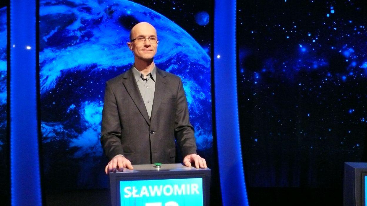 Sławomir Laufer - zwycięzca 1 odcinka 104 edycji