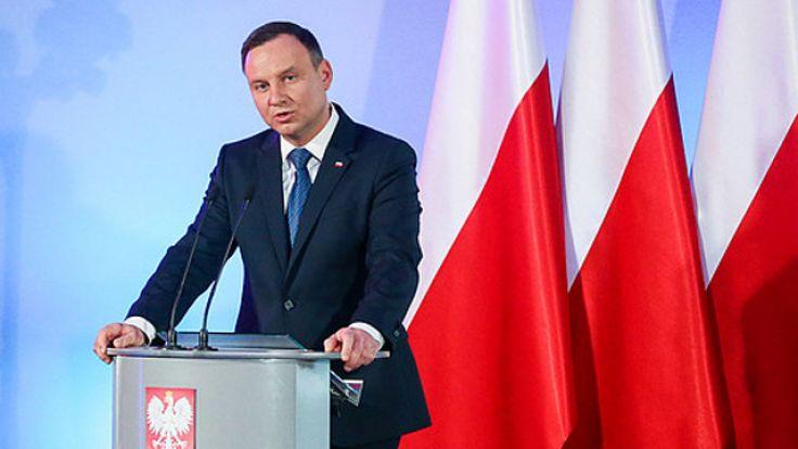 Andrzej Duda ma złożyć wizytę w Białym Domu (fot. KPRP/Grzegorz Jakubowski)