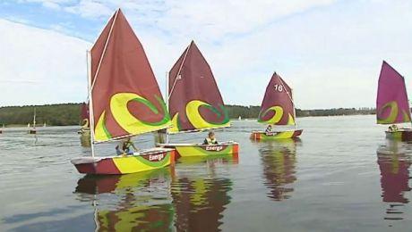 Narodowy Dzień Sportu upłynął pod znakiem żeglarstwa