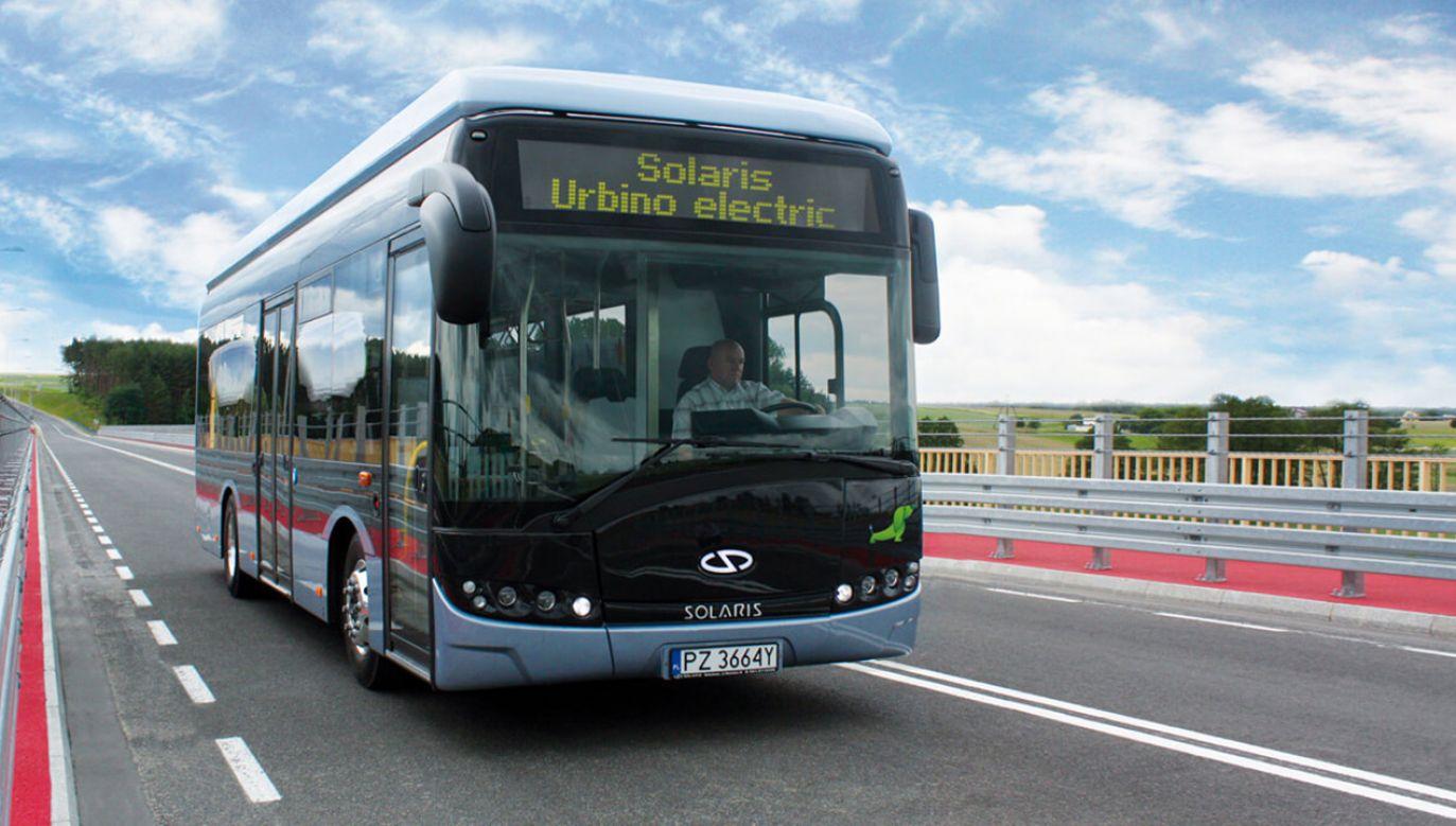Dotąd Solaris dostarczył do Włoch blisko 850 pojazdów (fot. Materiały prasowe)