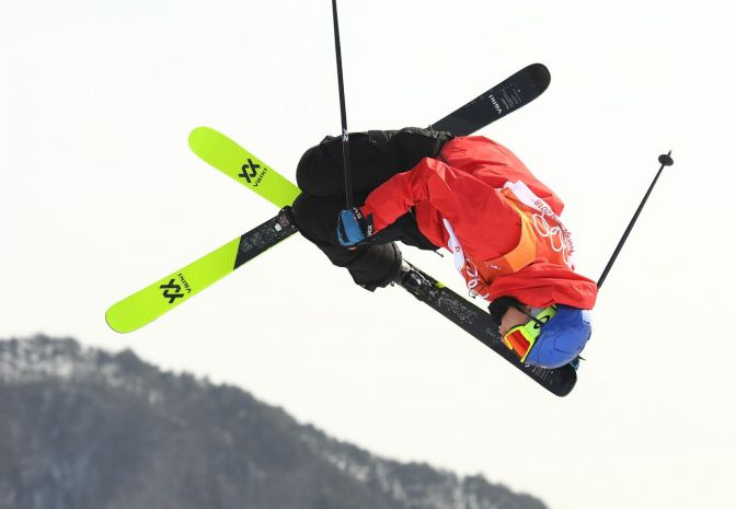 Slopestyle: Braaten mistrzem olimpijskim