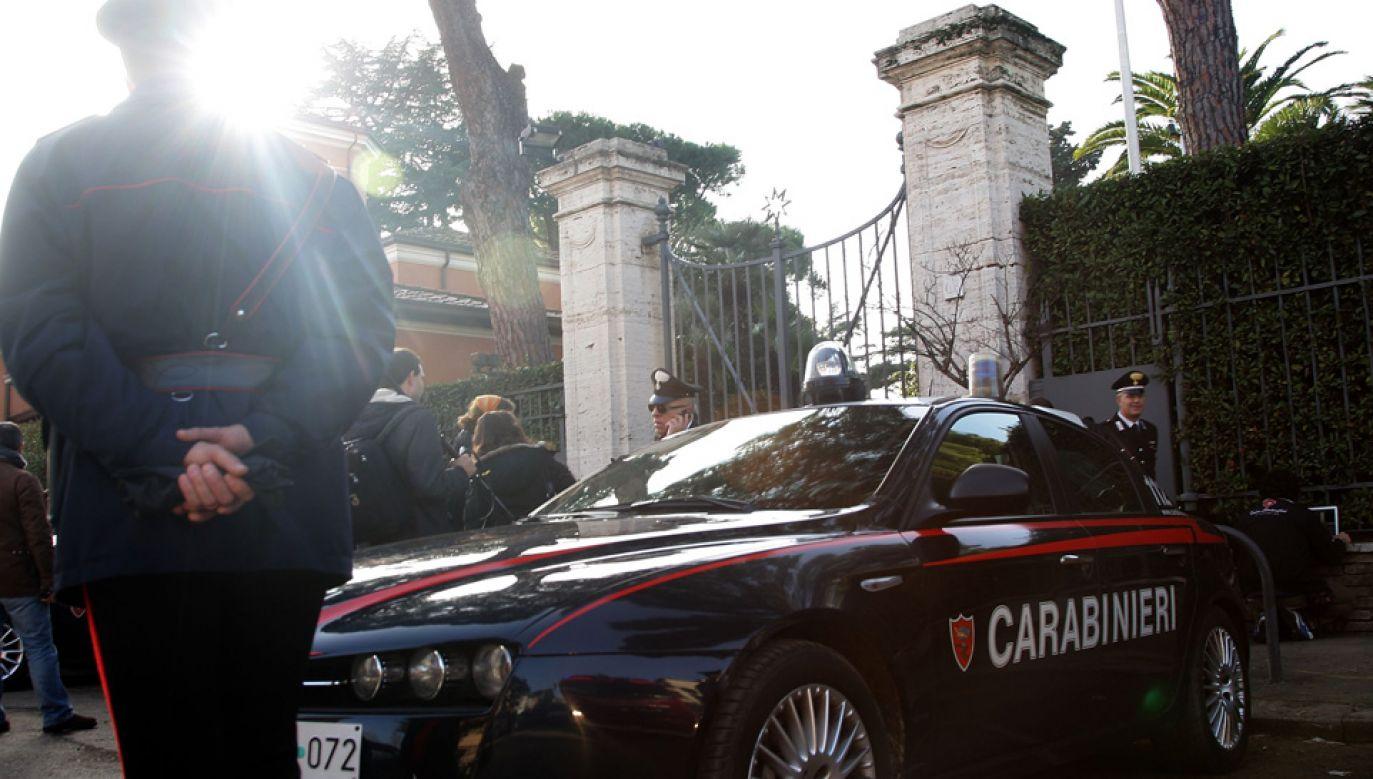 Przestępczość zorganizowana to ogromny problem we Włoszech (fot. Franco Origlia/Getty Images)