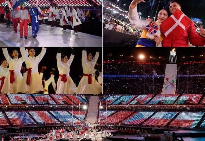 Pjongczang: zgasł znicz. Koniec rekordowych igrzysk