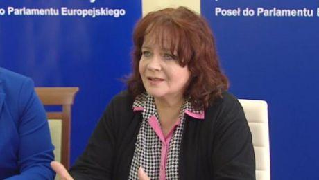 Europosłanka otworzyła biuro w stolicy regionu