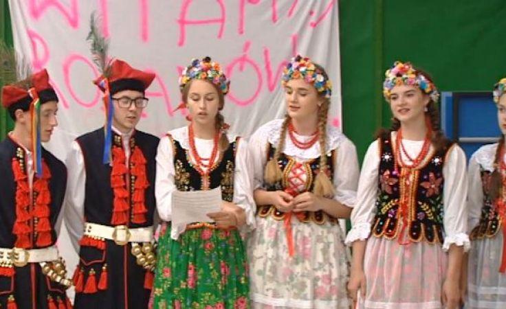Mają polskie korzenie. Spędzili wakacje w kraju przodków