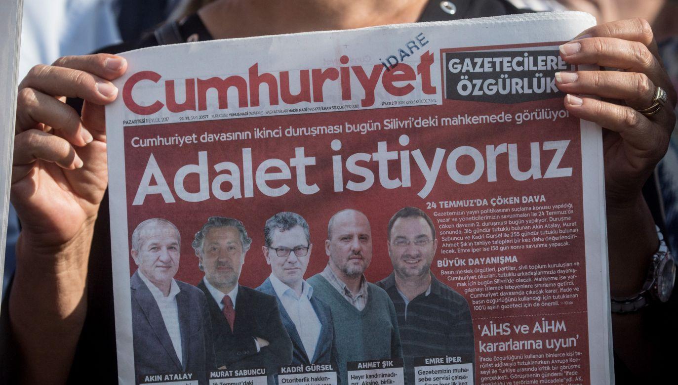 Tweet dotyczył śmierci w wypadku drogowym tureckiego prokuratora (fot. Chris McGrath/Getty Images)