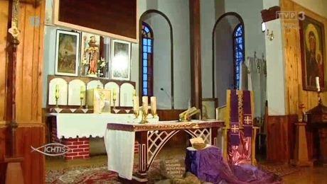 24.02.2018, Parafia pw. św. Stanisława w Kamieniu Wielkim. Kamuzo w Rokitnie. Słowo na niedzielę