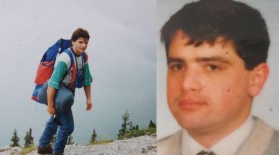 Piotr Krawiec zaginął z 23 na 24 marca 2002 r.