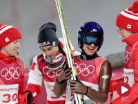 Polscy skoczkowie walczą o medal igrzysk. Oglądaj konkurs drużynowy!
