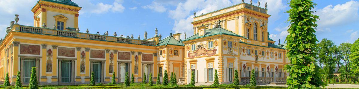 Poznaj tajemnice pałacu