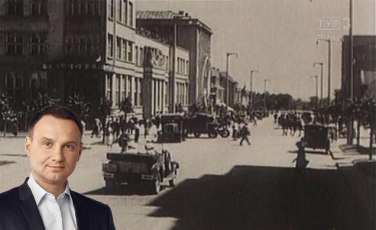 Prezydent Andrzej Duda na Pomorzu