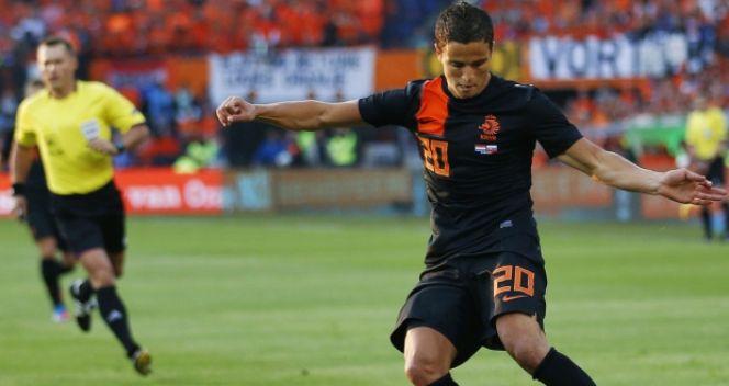 Ibrahim Afellay był czołową postacią Oranje (fot. PAP/EPA)