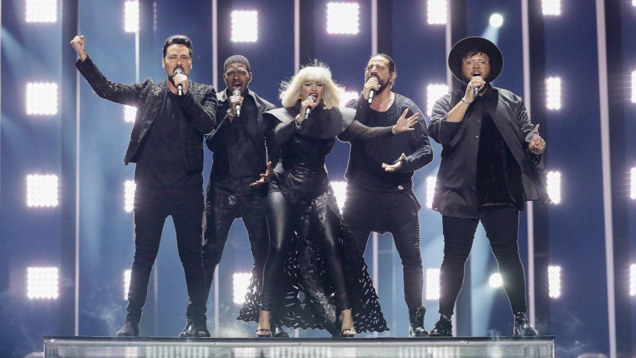 Bułgarski zespół EQUINOX powstał specjalnie na konkurs Eurowizji. Czy ten ruch im się opłacił? (fot. A. Putting/EBU)