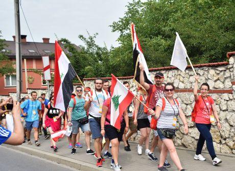Światowe Dni Młodzieży 2016 - Łagiewniki