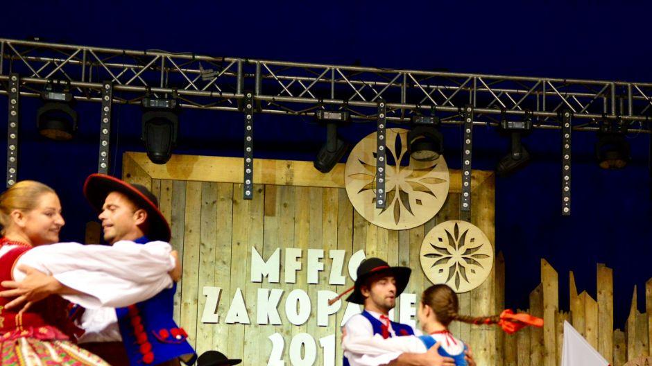 49. Międzynarodowy Festiwal Folkloru Ziem Górskich (fot. Mariusz Suss) - 5