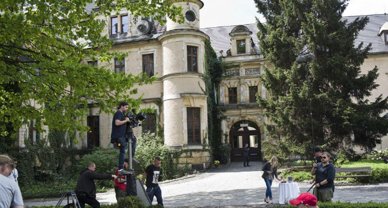 Zamek w Kliczkowie