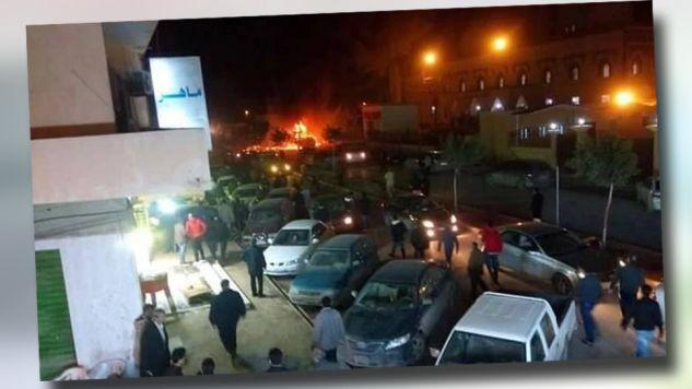W Libii regularnie dochodzi do zamachów (fot. TT/InfosFrancaises)