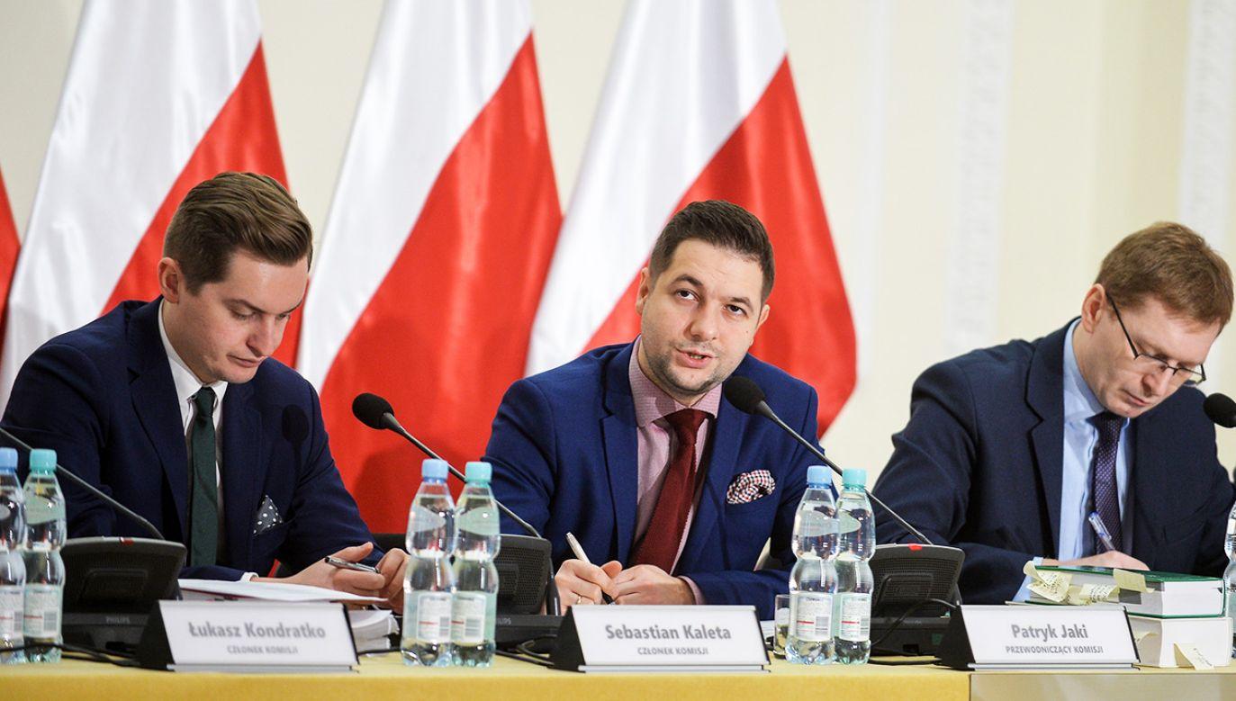 Podczas październikowej rozprawy zeznania złożyły trzy lokatorki, które mówiły o zastraszaniu i nękaniu (fot. PAP/Marcin Obara)