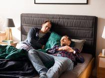 Czy przynajmniej we własnej sypialni Marcin zazna odrobiny spokoju?