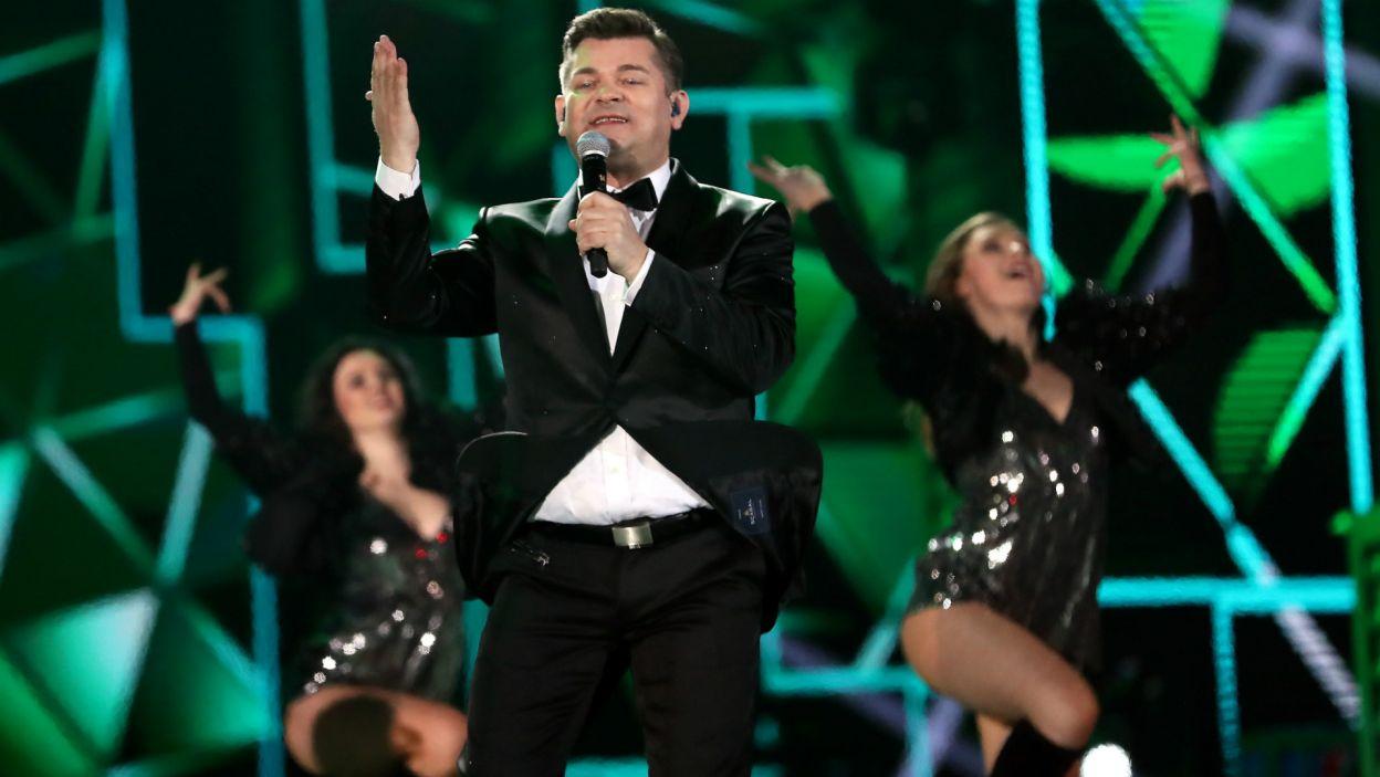 """Bez hitu """"Przez twe oczy zielone"""" Zenona Martyniuka koncert nie mógł się odbyć (fot. PAP/Grzegorz Momot)"""
