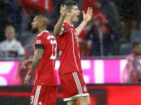 Pewna wygrana Bayernu.