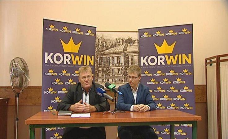 Przedstawiciele Partii KORWiN domagają się zmian w prawie