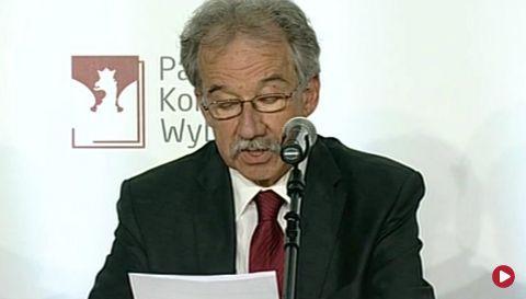 Państwowa Komisja Wyborcza ogłosiła wyniki!
