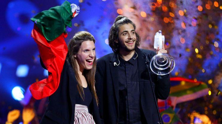 Portugalczyk wygrał Eurowizję