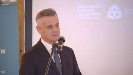 Konserwatorzy Zabytków wyróżnili Piotra Żuchowskiego