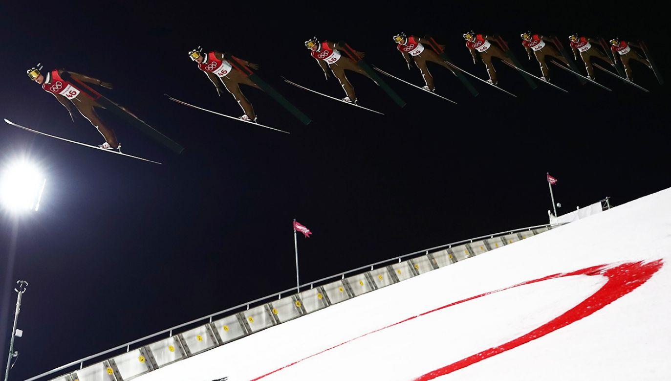 TVP ma prawa do transmisji PŚ w skokach (fot. Lars Baron/Getty Images)