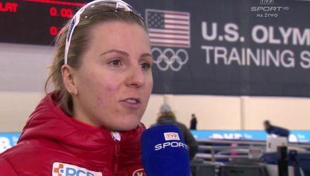 Czerwonka: pojechałam na pełnym luzie, na igrzyskach będzie świetnie
