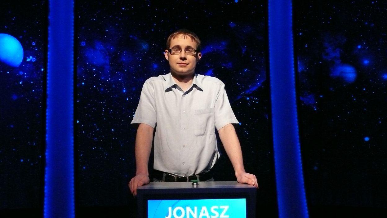Jonasz Godoś - zwycięzca 20 odcinka 110 edycji