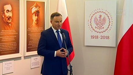 Prezydent RP z wizytą w Ciechocinku